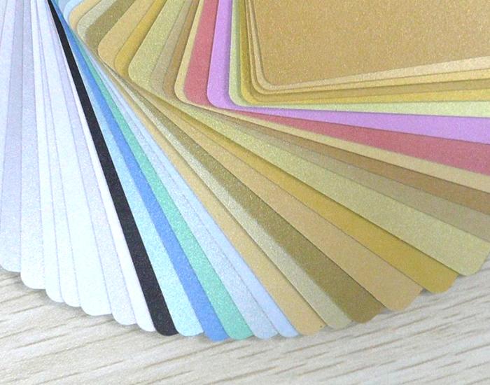 Card printing service