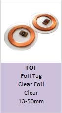 rfid clear tag