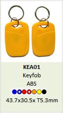 RFID Keyfobs