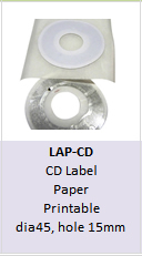 rfid CD Sticker
