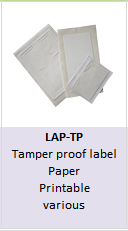Tamper proof RFID
