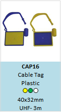 NFC cable tags