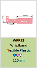 NFC bands disposable