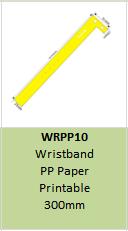 Mifare wristbands