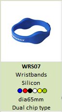 contactless band