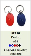 HID keyfob