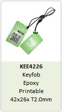 proximity key fobs