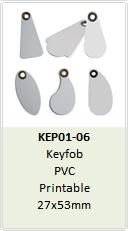 keychain rfid