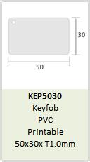 nfc key fobs