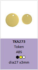 contactless token