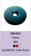 NFC token