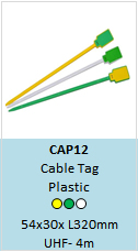 UHF cable tag