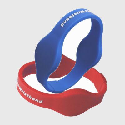 dual rfid wristband