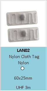 fabric uhf tags