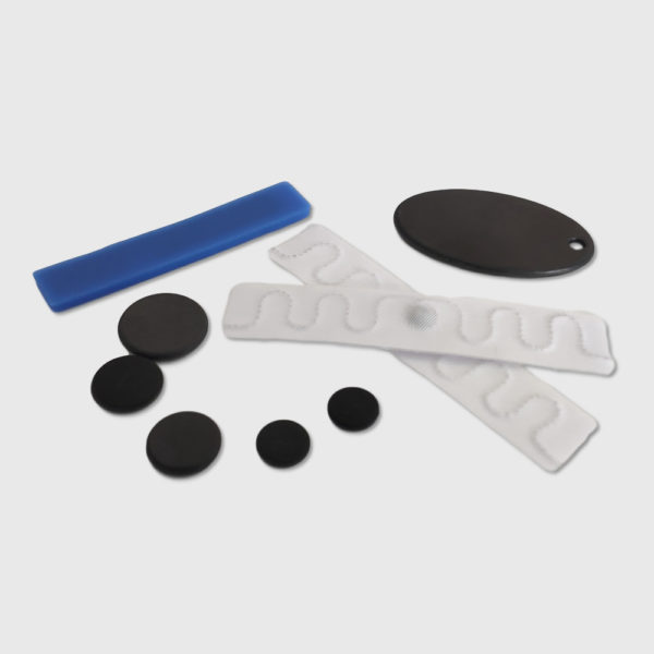 Washable rfid tags