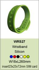 pocket wristband