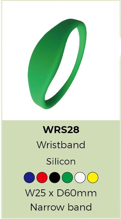 silm rfid wristbands