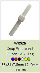proximity wristband