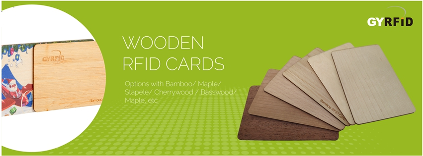 nfc wooden cards
