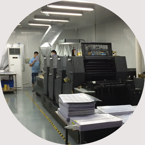 RFID_factory_card_offset_printing